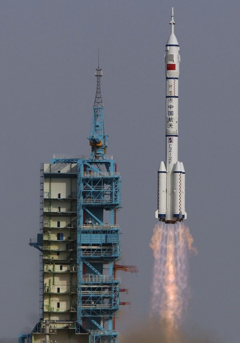 Reaching for the stars: China's commercial space industry.