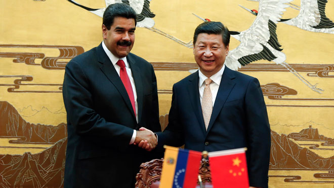 Sino-Venezuelan Ties: Strong Despite Unrest.