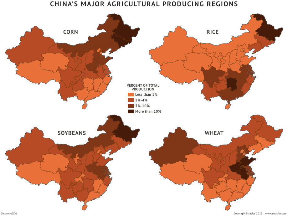 China`s agricultural outlook 2016