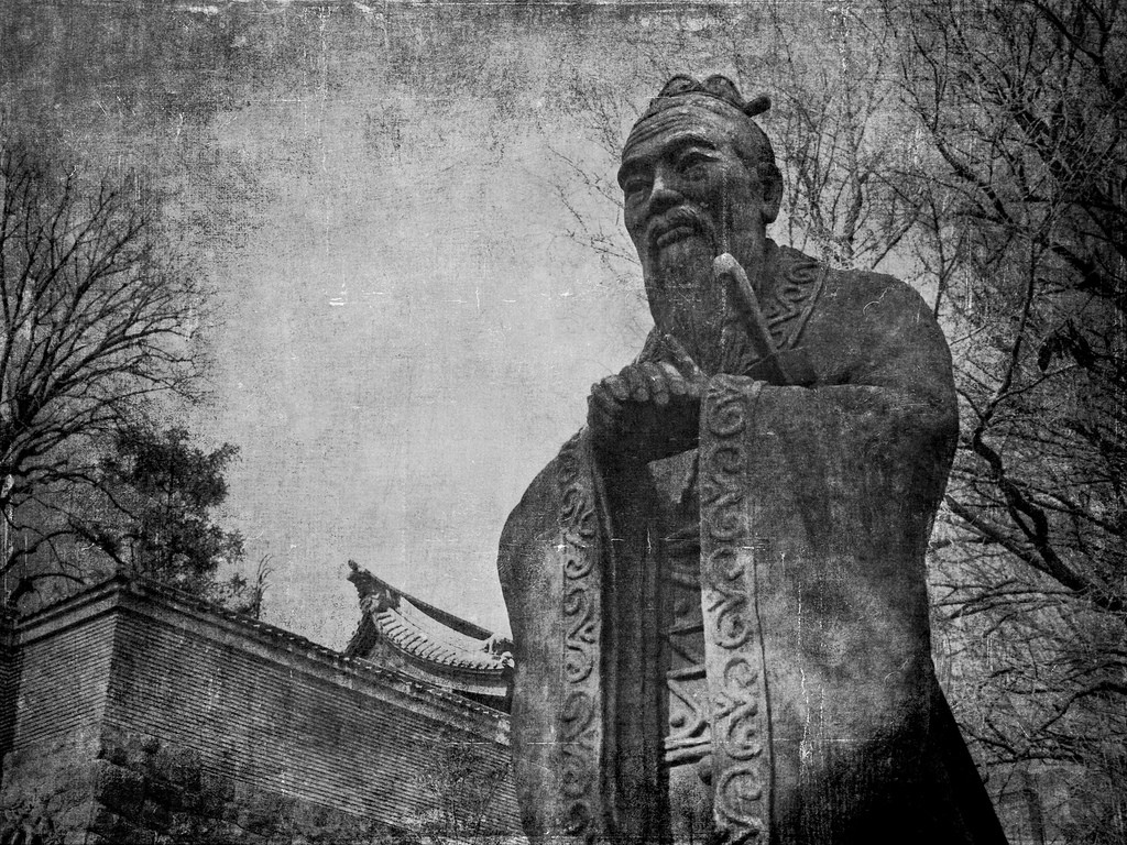 Confucianism, consumerism and the pursuit of wealth in a changing China.