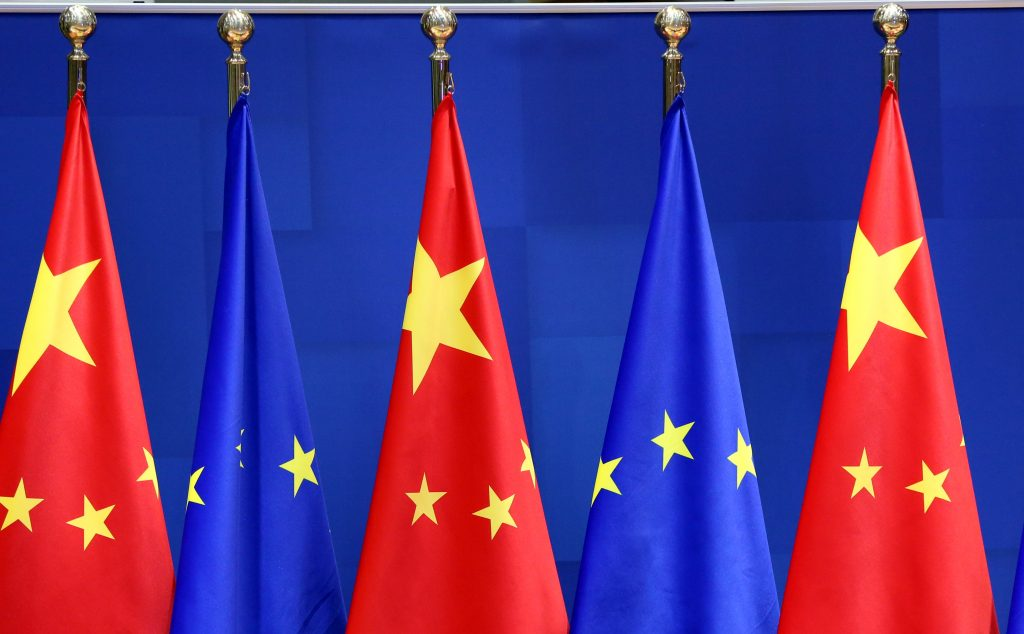 Preferential market access in EU-China Investment Agreement on ratification.