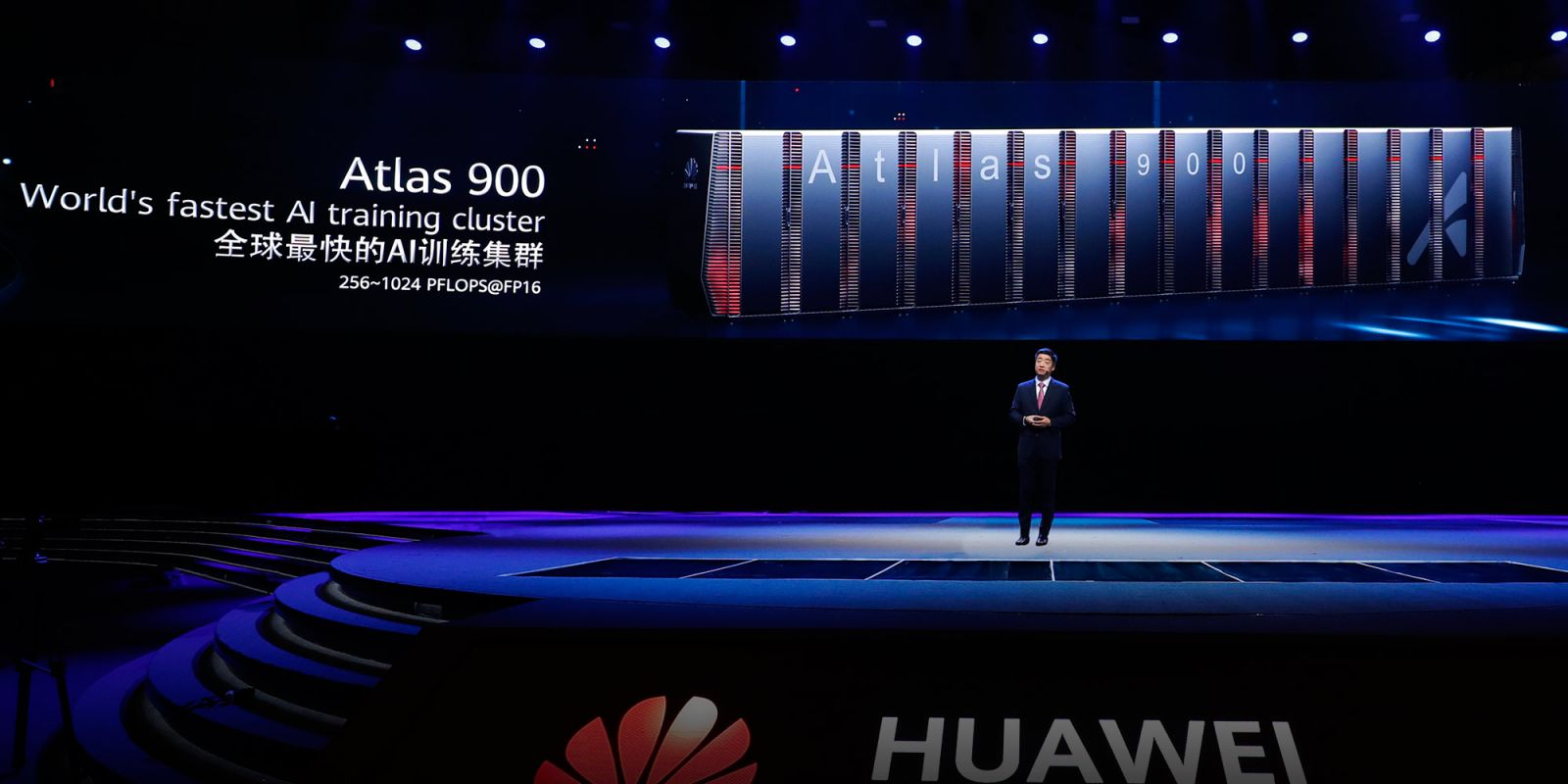 Huawei Goes All-In on Computing Power To Rival Google, Amazon