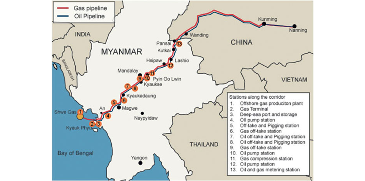 Chinese Investment in Myanmar: a perspective.