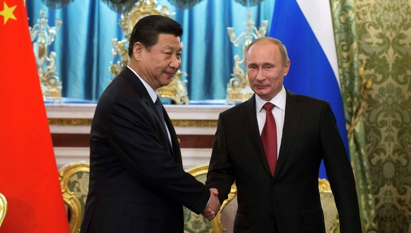 Chinese-Russian cooperation in the economic sphere: old friends new partners.
