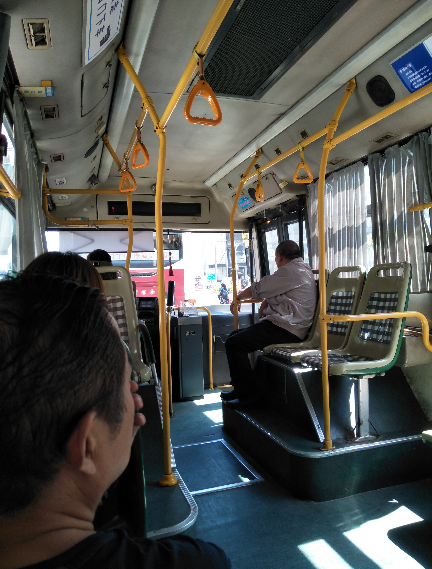 Tales of the 573: Bus Etiquette in China