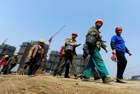 The Good, the Bad and the Rapidly Improving of China\'s Construction Industry.