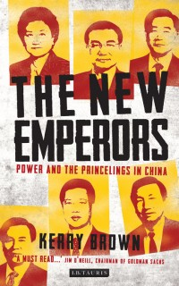 Books: The New Emperors: Power and the Princelings in China.