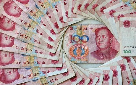 Getting Cash Money RMB Out of China